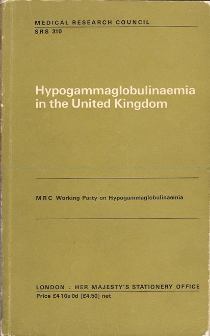 MRC hypogamma study